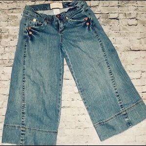 ⬇️$22 Z CAVARICCI  Jeans Size 3 (Goucho Style) NWT